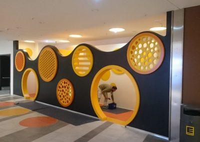 PEP München-Neuperlach, Indoor Spielplatz